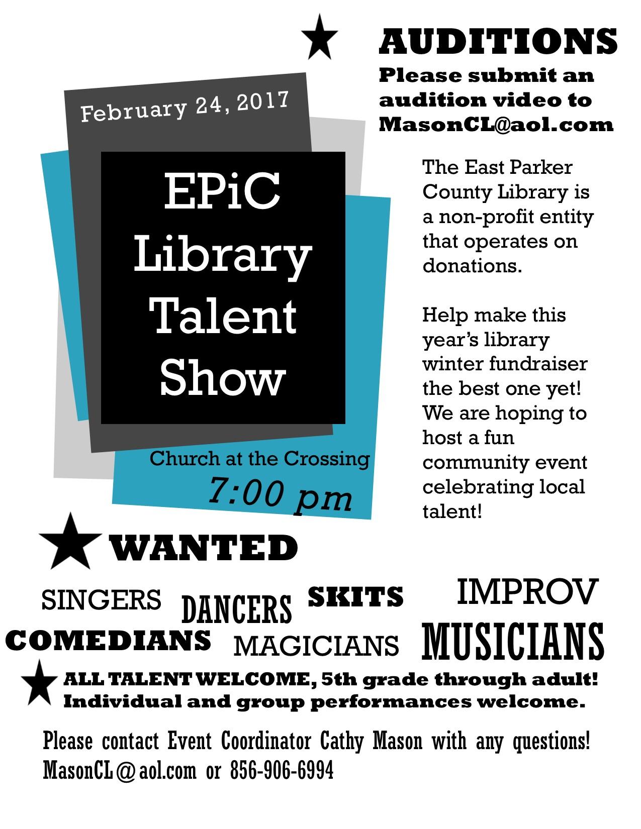 Talent Show Flyer | Talent Show Audition Flyer Jpg